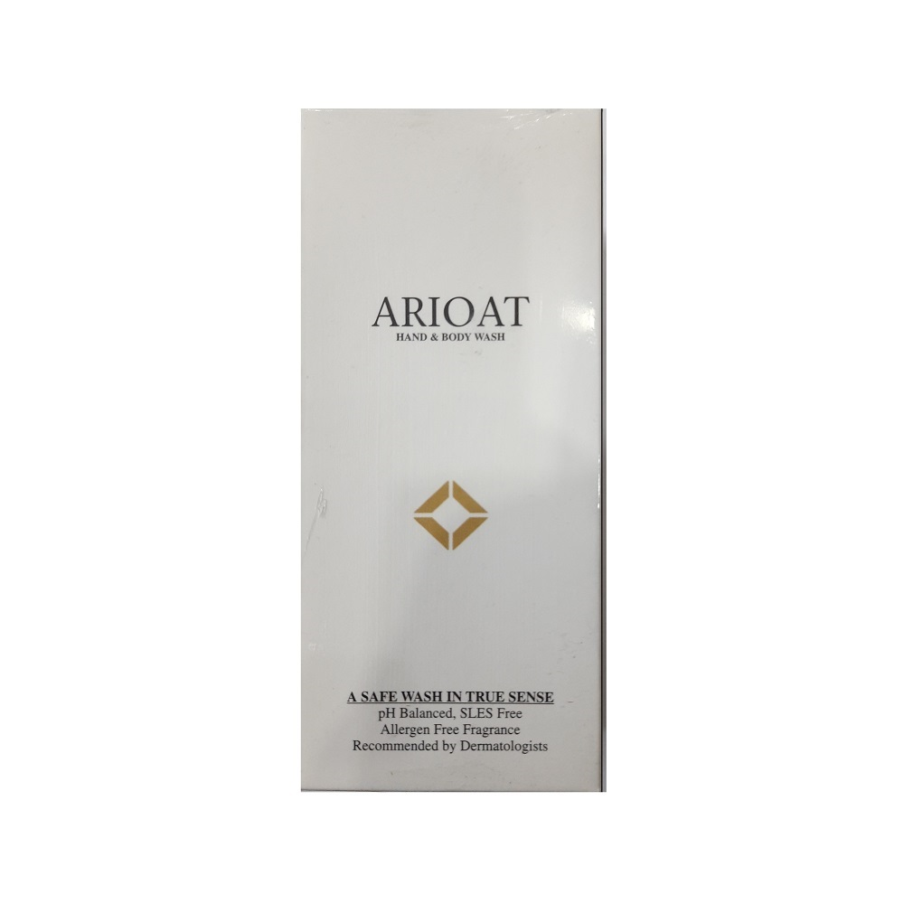 ARIOAT HAND & BODY WASH 300ML