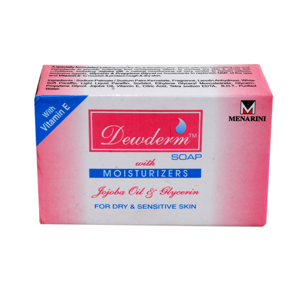 DEWDERM MOISTURISING SOAP