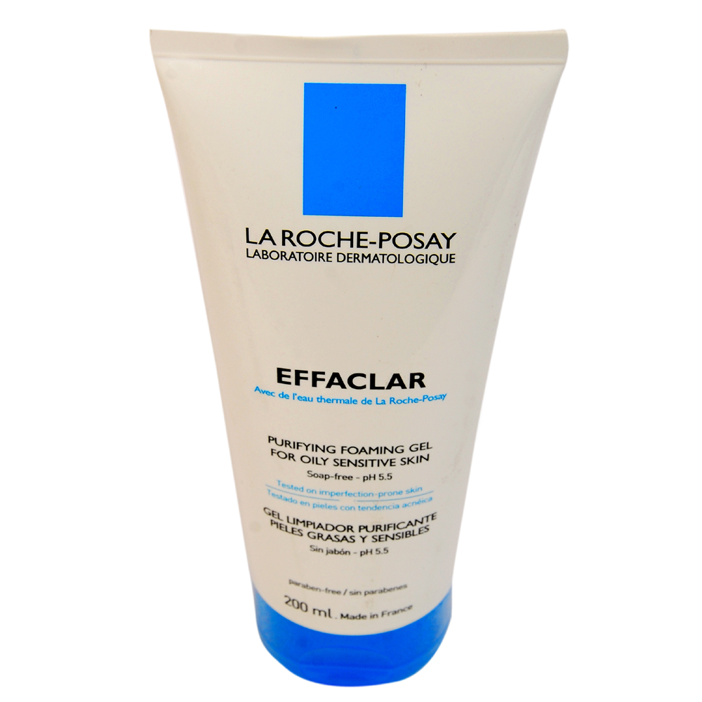 EFFACLAR PURIFYING 200ML FOAMING GEL