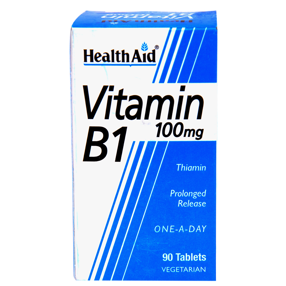 HEALTHAID VITAMIN B1 100MG TABLET