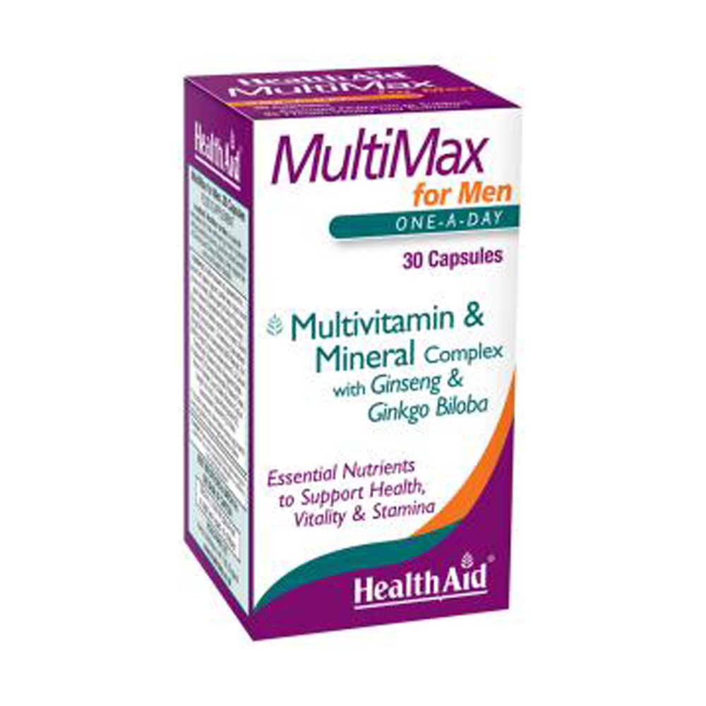 HEALTHAID MULTIMAX MEN CAPSULE