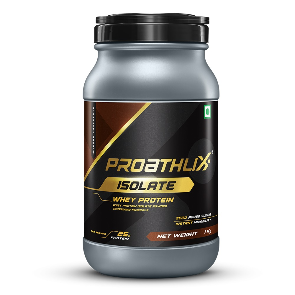 PROATHLIX WHEY ISOLATE PROTEIN CHOCOLATE 1KG