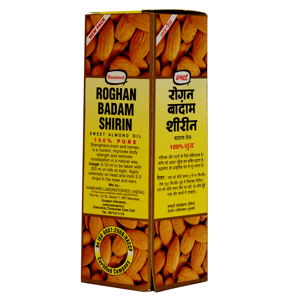 ROGHAN BADAM SHIRIN 50ML OIL