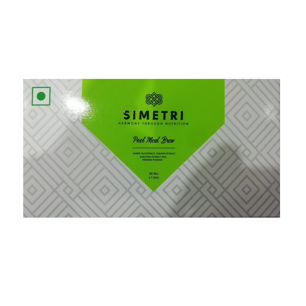 SIMETRI GREEN TEA SACHETS