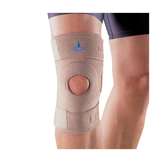 OPPO KNEE SUPPORT OPEN PATELLA 1024