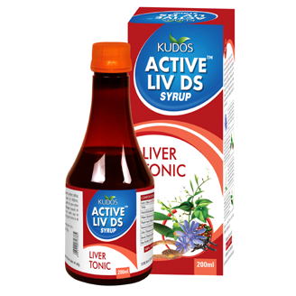KUDOS ACTIVE LIV DS SYRUP 200 ML