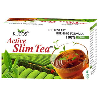 KUDOS ACTIVE SLIM TEA 30 PCS