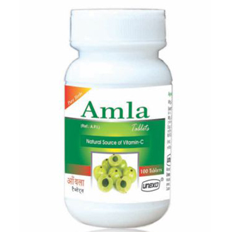 UNEXO AMLA TABLETS