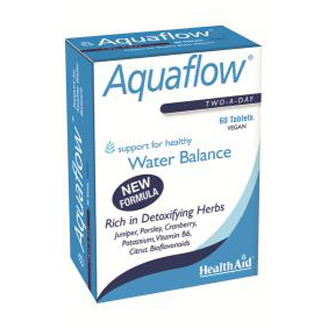 HEALTHAID AQUA FLOW TABLETS