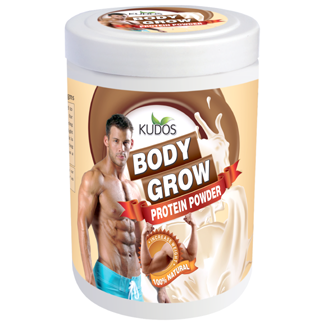 KUDOS BODY GROW PROTEIN POWDER