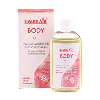HEALTHAID BODY OIL