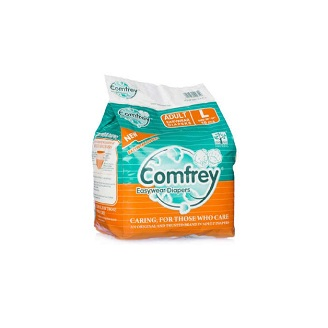 COMFREY EASY WEAR PANT TYPE ADULT DIAPER LARGE (1X10Pcs)