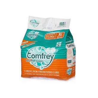 COMFREY EASY WEAR PANT TYPE ADULT DIAPER XL (1X10Pcs)