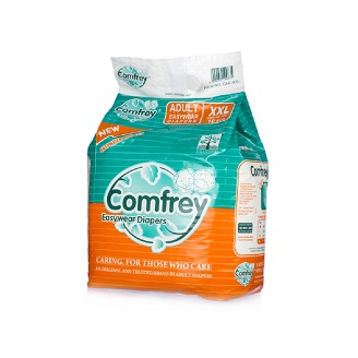 COMFREY EASY WEAR PANT TYPE ADULT DIAPER XXL (1X10Pcs)