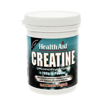 HEALTHAID CREATINE (MONOHYDRATE) POWDER