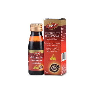 DABUR SHRIGOPAL TAIL 50ML