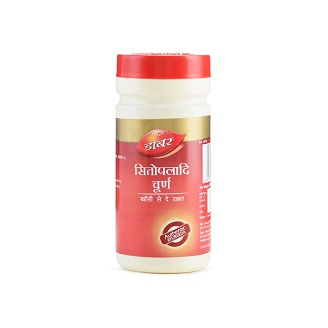 DABUR SITOPALADI CHURNA 60GM
