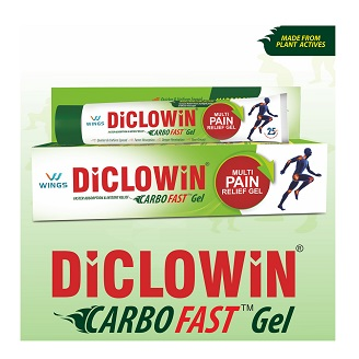 DICLOWIN PAIN RELIEF GEL 30GM