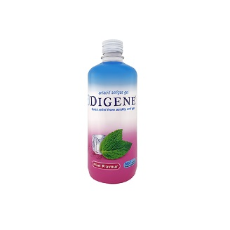 DIGENE MINT 200ML GEL