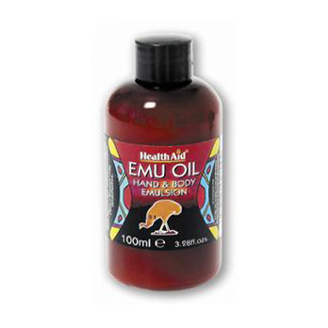 HEALTHAID EMU OIL (HAND & BODY LOTION)