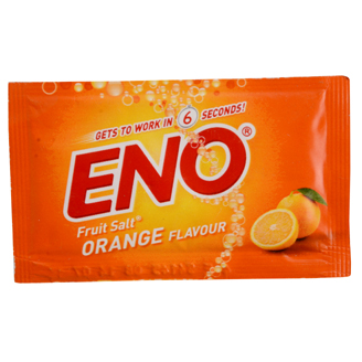 ENO POWDER 5GM ORANGE