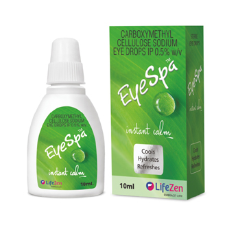 EYE SPA LUBRICANT EYE DROP
