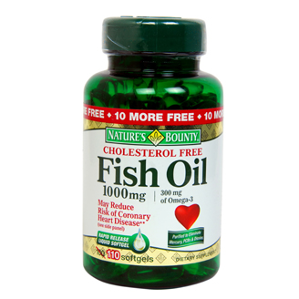 Health supplements for Is fish oil good for cholesterol