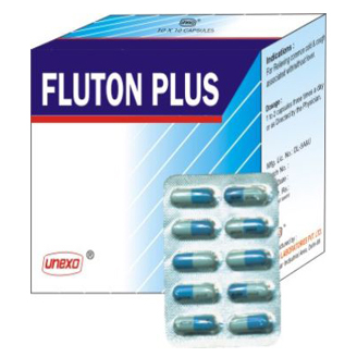 UNEXO FLUTON PLUS CAP