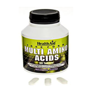 HEALTHAID FREE FORM MULTI AMINO-ACID TABLET