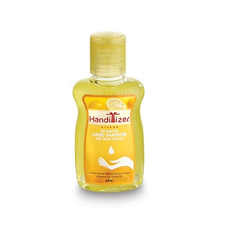 HANDITIZER CITRUS ADVANCED HAND SANITIZER