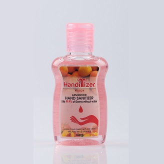 HANDITIZER PEACH ADVANCED HAND SANITIZER