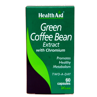 HEALTHAID GREEN COFFEE BEAN EXTRACT CAPSULE