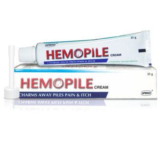UNEXO HEMOPILE CREAM