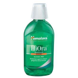 HIMALAYA HIORA MOUTHWASH REGULAR 150ML