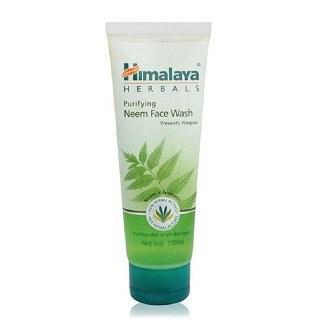 HIMALAYA PURIFYING 100ML NEEM FACE WASH GEL