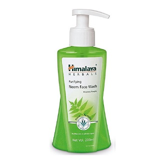 HIMALAYA PURIFYING 200ML NEEM FACE WASH GEL