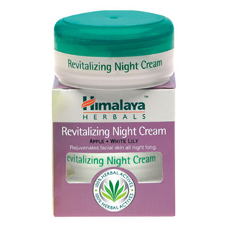 HIMALAYA REVITALIZING NIGHT CREAM