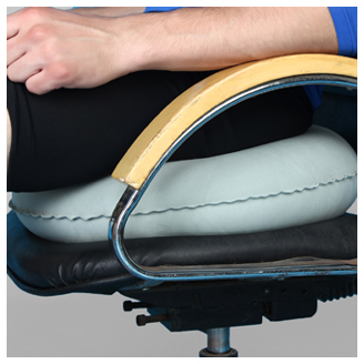 AKTIVE ORTHO'S INFLATABLE AIR CUSHION WITH PUMP