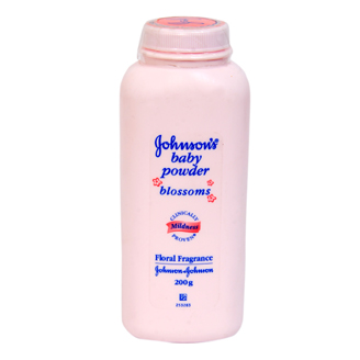 JOHNSON'S BABY POWDER BLOSSOMS 200 GM