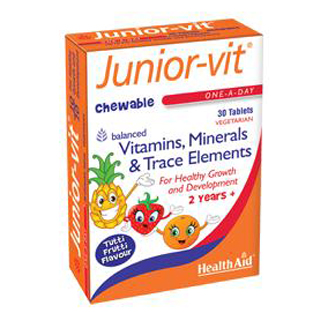 HEALTHAID JUNIORVIT TABLET