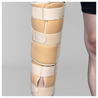 AKTIVE ORTHO'S KNEE IMMOBILIZER