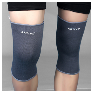 AKTIVE ORTHO'S KNEE SUPPORT (GREY)