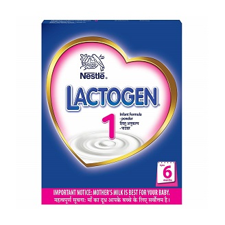 NESTLE LACTOGEN STAGE 1 POWDER 400GM