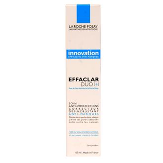 LOREAL EFFACLAR DUO+ CORRECTIVE UNCLOGGING CARE ANTI-PERFECTIONS ANTI MARKS