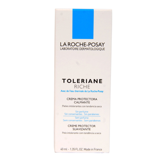 LOREAL TOLERIANE RICHE SOOTHING PROTECTIVE CREAM