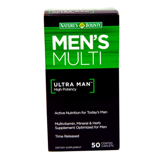 MEN'S MULTI TABLET