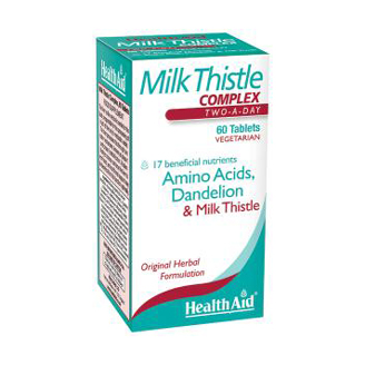 HEALTHAID MILK THISTLE COMPLEX TABLET