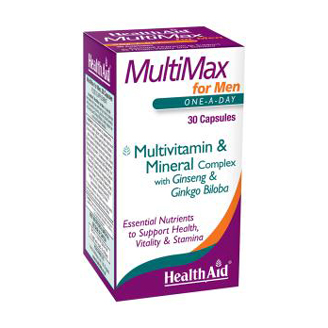 HEALTHAID MULTIMAX FOR MEN CAPSULE