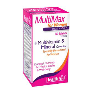 HEALTHAID MULTIMAX FOR WOMEN TABLET
