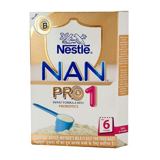 NESTLE NAN PRO 1 POWDER 400GM